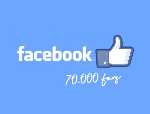 Cómo conseguí 70.000 fans en Facebook